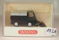 Wiking 1/87 Nr. 657 02 22 Hako Kehrmaschine dunkelgrün OVP #1421