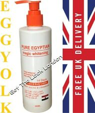PURE EGYPTIAN MAGIC WHITENING FACE & BODY LOTION | Egg Yolk & L-glutathione