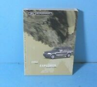 02 2002 Ford Explorer owners manual