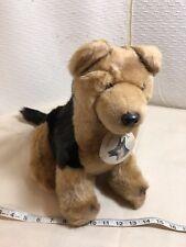 FRITZ GERMAN SHEPHERD PLUSH DOG Valentine's Gift JERRY ELSNER VINTAGE NEW w/ TAG