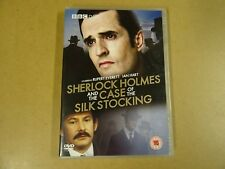 DVD / SHERLOCK HOLMES AND THE CASE OF THE SILK STOCKING ( RUPERT EVERETT... )