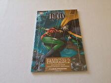 LE LEGGENDE DI BATMAN N. 9 FAMIGLIA II 2 PLANETA DEAGOSTINI BLISTERATO NUOVO!!!