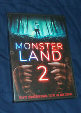 Monsterland 2 DVD