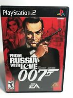 From Russia With Love Sony PlayStation 2, 2005