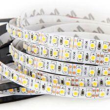 5M 600 LEDs 2835 SMD LED Leiste Strip Band Streifen Warmweiß nicht wasserdicht
