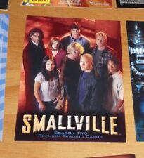 Smallville Season 2 Promo Card SM2-1 CARTE NM
