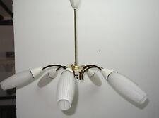 50er Jahre Tütenlampe - 6flammig - Rockabilly Aera - 50s - KULT