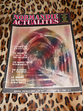 REVUE - NORMANDIE ACTUALITES - n° 32 - 1975