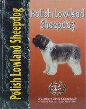 Polish Lowland Sheepdog Pet Love Hardcover Dog Book Excellent!