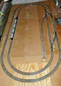 Märklin kl. analoge Modellbahnanlage mit LOK  in H0 aus Rückbau