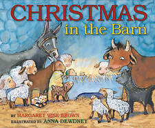 Christmas in the Barn by Brown, Margaret Wise -Hcover