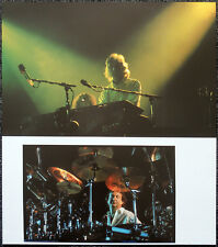 PINK FLOYD POSTER PAGE 1987 LONDON ARENA CONCERT RICHARD WRIGHT & NICK MASON R80