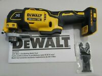 New Dewalt DCS355 20V Cordless Brushless Oscillating MultiTool + BONUS BLADES