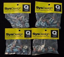 4) PACKS OF MacMillan SysDesign LEVELERS