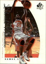 1999-00 SP Authentic Basketball Card Pick