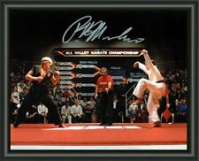 Ralph Macchio -The Karate Kid  A4 SIGNED AUTOGRAPHED PHOTO POSTER  FREE POST