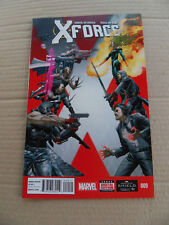X-Force 9 . Marvel 2014 . VF