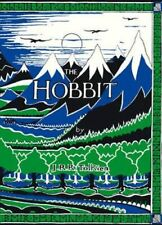 NEW The Hobbit Facsimile First Edition By J R R Tolkien Hardcover Free Shipping