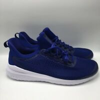 Nike Mens Renew Rival Running Shoes Blue AA7400-401 Low Top Lace Up Mesh 14 New