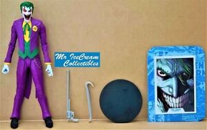 McFarlane Toys DC Comics Multiverse Rebirth The Joker