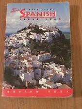 Spanish First Years Workbook by Robert Nassi & Stephen Levy