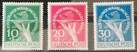 Berlin 1949 Währungsgeschädigte postfrisch Mi.Nr:68-70