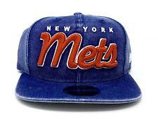 NY Mets The 7 Line/New Era Blue Rugged Mark 9FIFTY Snapback Cap