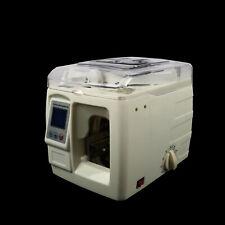 Portable Intelligent Banknote Binder Bundling Machine Money Strapping Machine