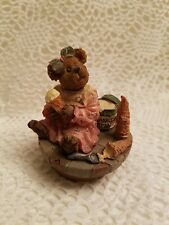 "Boyd Bears Small Candle Topper ""Kendallyn"" # 651262-1"