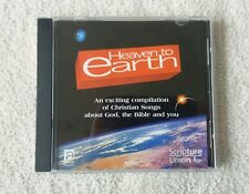 Heaven to Earth CD-Various-Curtis Chapman,R St James,C Eaton,M Card,Hillsongs