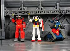 Gundam RX-78-2 Robot RX-75 GUNTANK Guncannon Cake Topper Figure K273_K274_K275