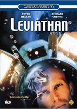 LEVIATHAN (1989) DVD (Sealed) ~ Peter Weller