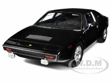 FERRARI DINO 308 GT4 ELVIS PRESLEY ELITE EDITION BLACK 1/18 BY HOTWHEELS V7425