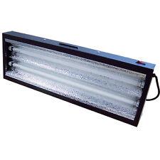 HYDRO 22 hydroponics T5 Propagation Light 2FT 2x 24w 6500k fluorescent tubes
