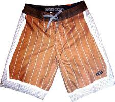 Youth Boys Nike 6.0 The Gym Board Shorts Boardshorts Orange Size 10
