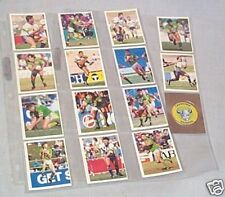 1993 SELECT RUGBY LEAGUE STICKERS - CANBERRA RAIDERS