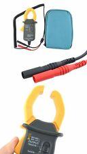 Digital Current Clamp Transducer Meter AV 400A RMS Output 10mV/A 1mV/A MS3302