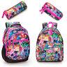 Pink Disco Girls Backpack Rucksack Laptop Travel Work PREMIUM School Bag