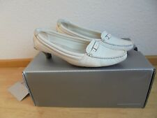 Süße Prada Leder Pumps NP: 390€ TOP + OVP Schuhe Ballerinas Gr. 37 37,5 38
