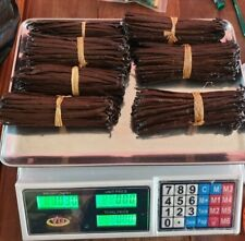 Grade A+ 1LB Madagascar Vanilla Beans. Ship Free DHL From Madagascar. Free Gift.