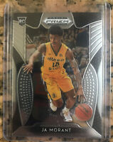 Ja Morant 2019-20 Panini Prizm Draft Picks #65 RC Murray St PSA???❄️❄️❄️