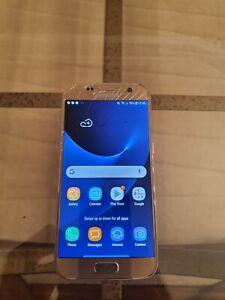 Samsung Galaxy S7 - 32GB - Gold Platinum - Unlocked