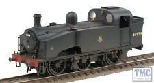 R3407 Hornby OO BR T 68959 J50 Class Early BR Real Coal & Weathered b y TMC