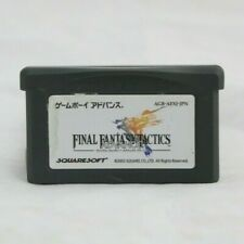 Final Fantasy Tactics Advance Game Boy Advance Japan Import Game Only NA Seller