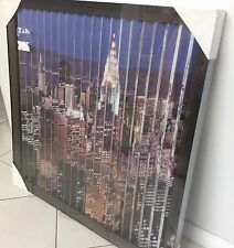 AGAMOGRAPH SCENE OF NEW YORK. CHANGES AS YOU WALK PAST. NEW. RRP $398.00