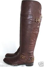 Leather  Woman Boots Size 8 m