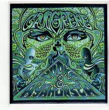 (FC419) Gangrene, Vodka & Ayahuasca - DJ CD