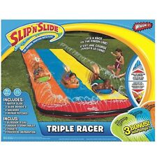 Slip N Slide Triple Racer with Boogies