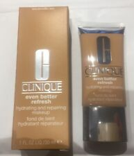 NEW BNIB & Sealed CLINIQUE Even Better Refresh Foundation WN 68 Brulee (MF)