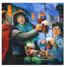 Harry Potter Three Broomsticks 100Pc Jigsaw Puzzle